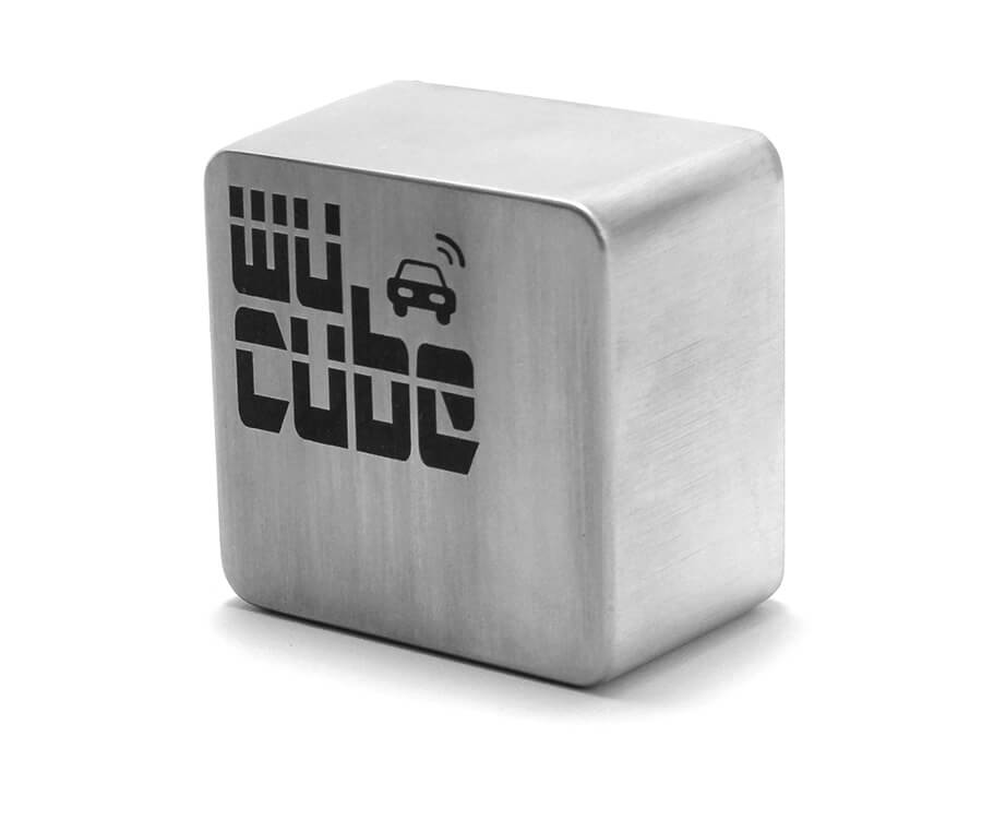 FRONT RIGHT VIEW OF WUCUBE